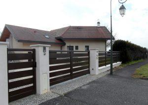 Portail-coulissant-portail-clôture-Aluminium-Reignier