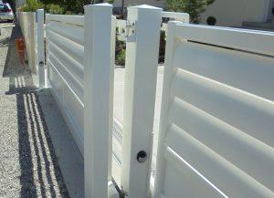 Portail-Coulissant-Aluminium-blanc-Annemasse