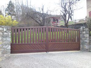 Portail-Battant-Aluminium-ton-bois-Vers