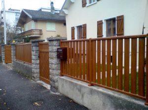 Clôture-et-portillon-Aluminium-ton-bois-Vers