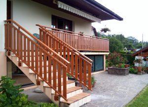 Rambarde-pour-escalier-Aluminium-ton-bois-entre-U-La-Roche-sur-Foron