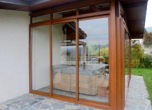 Porte-fenêtre-Aluminium-ton-bois-Annecy