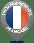 100 % Fabrication Française